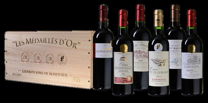 grand vins de bordeaux