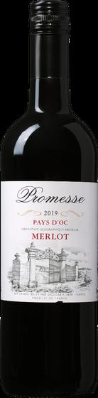 Promesse - Merlot Pays d'Oc