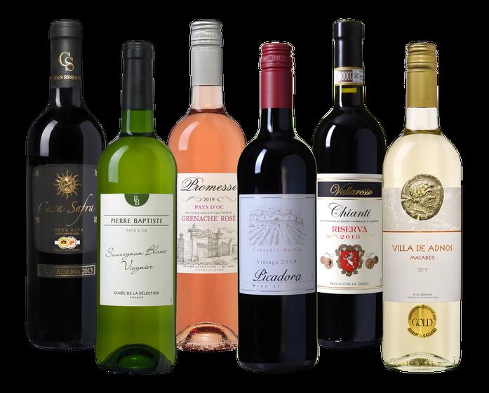 Wijnvoordeel toppers