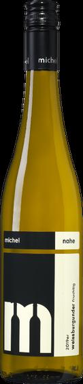 Weingut Michel - Weissburgunder QbA Fruchtig Trocken - Nahe