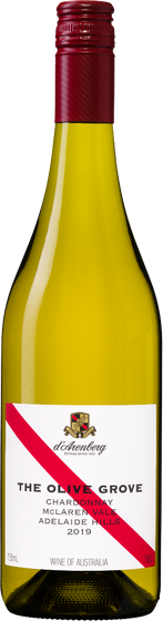 d'Arenberg The Olive Grove Chardonnay McLaren Vale Adelaide