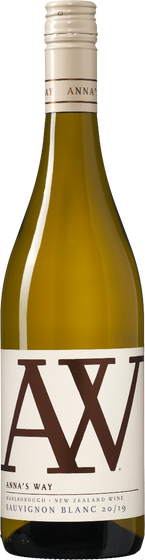 Anna's Way Sauvignon Blanc Marlborough
