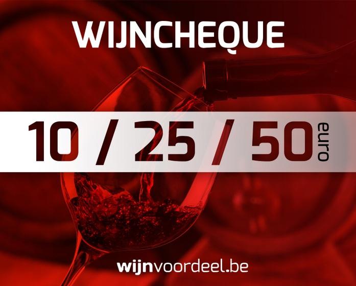 Online cadeaubon € 10, € 25 of € 50