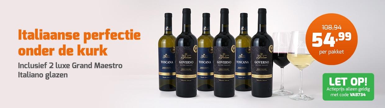 Grand Maestro Italiano wijnen