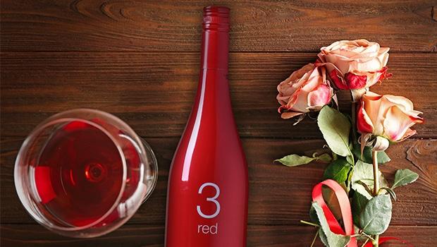 Valentijns wijnen