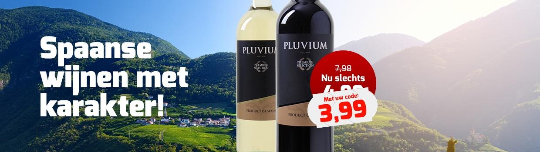 Spaanse prachtwijnen aan de helft van de prijs