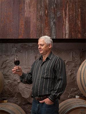 Wijnmaker Flavio Zilio
