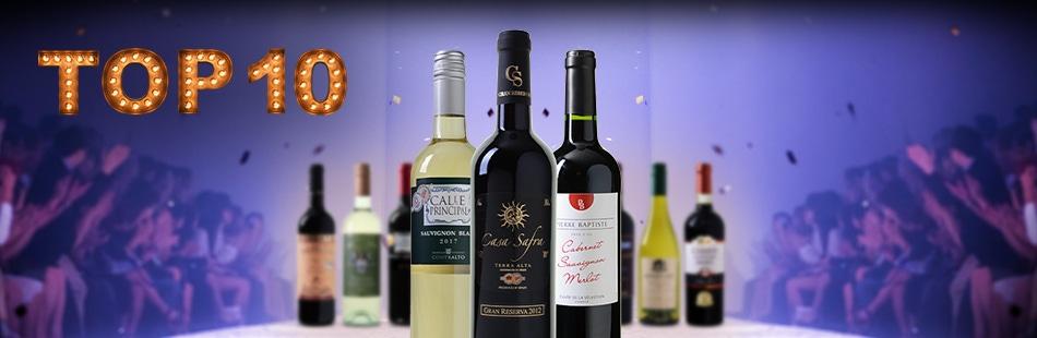 Top 10   Wijnvoordeel