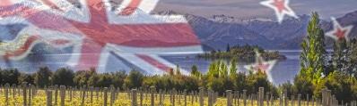 Wijn uit Nieuw Zeeland